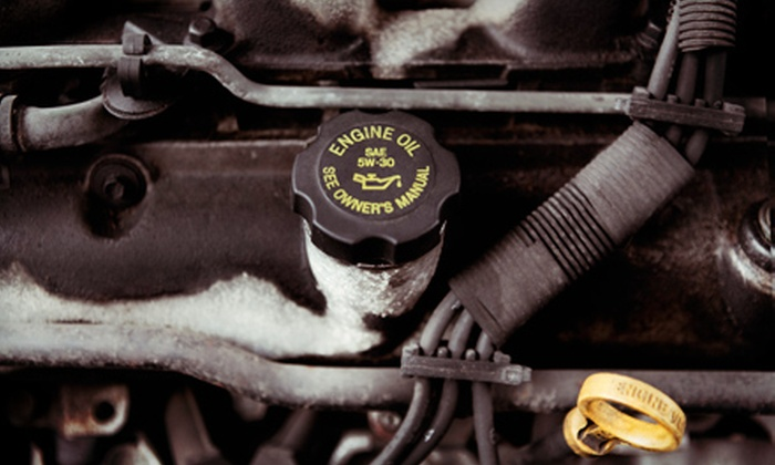 Vickers Auto Rental and Repair - North San Jose: $39 for Three Full-Service Oil Changes at Vickers Auto Rental and Repair ($104.22 Value)