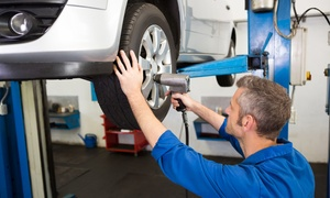 Canton Tire and Auto Repair: $59 for $142 Worth of Wheel alignment w/ tire rotation at Canton Tire and Auto Repair