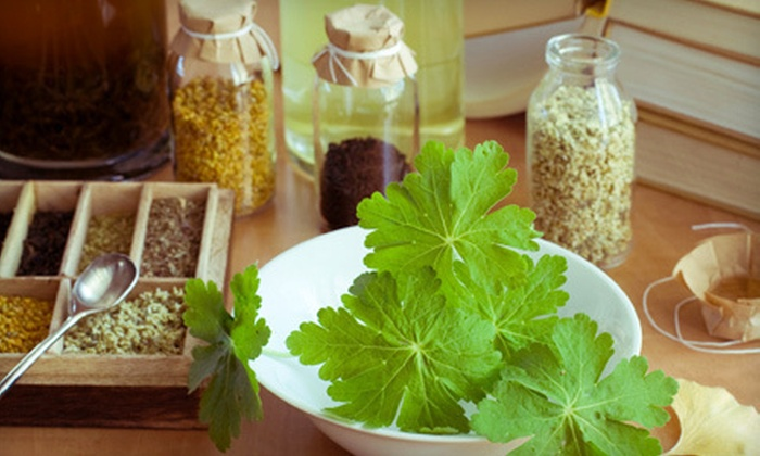 Herban Wellness - Moss Bay: One, Two, or Three Make-Your-Own Herbal Products Classes at Herban Wellness in Kirkland (Up to 67% Off)