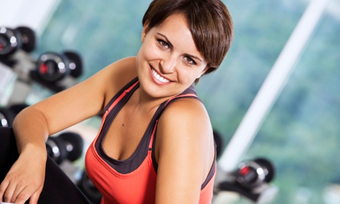 Element Fitness - Lenexa: $30 for 30 Gym Visits to Element Fitness ($300 Value)