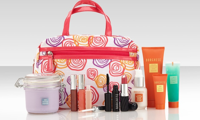 Borghese 11-Piece Summer Beauty Blockbuster Kit: $49.99 for a Borghese 11-Piece Summer Beauty Blockbuster Kit ($191.24 List Price). Free Shipping.