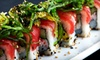 MT FUJI SUSHI - San Marco: Three-Month Gold Sushi Club Membership or $12 for $25 Worth of Japanese Fare at Fuji Sushi (Up to 52% Off)