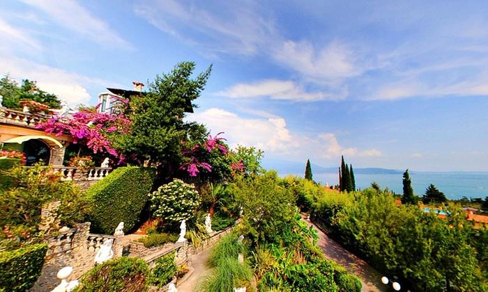 hotel ville montefiori a gardone riviera, provincia di brescia ... - Soggiorno Lago Di Garda 2