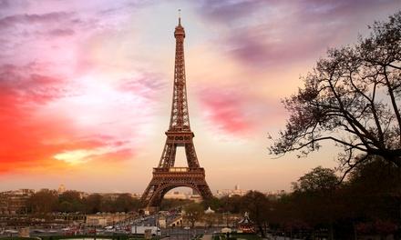 ✈Bruselas y París: 6 días y 5 noches en habitación doble con desayuno, tren y vuelo de I/V desde Madrid o Barcelona