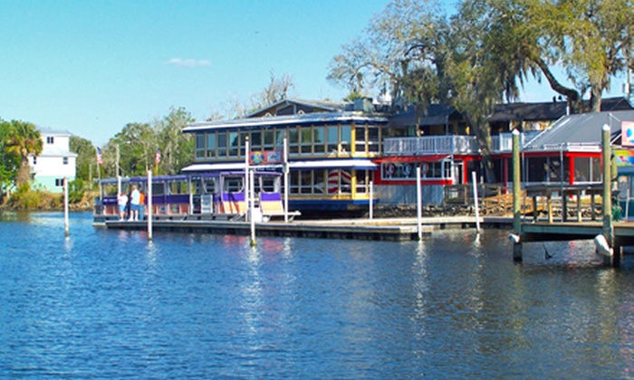 Homosassa Riverside Resort - Homosassa, FL: 3-Night Stay for Two or Four with Dinner River Cruise and Boat Rental at Homosassa Riverside Resort (Up to 51% Off)