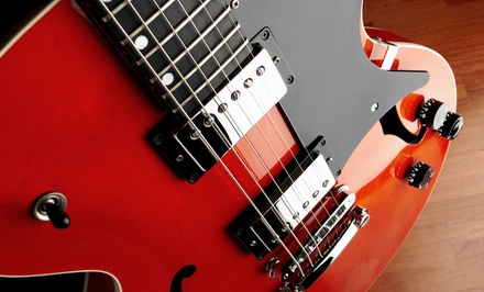 One or Two Groupons, Each Good for Six Private Lessons at B Natural Pianos and Music School (Up to 62% Off)