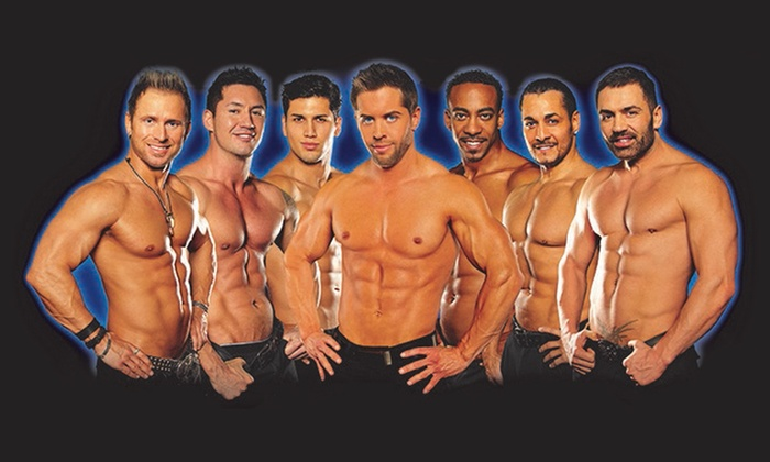 """""""Men: The Experience"""" - Riviera Box Office: """"Men: The Experience"""" at Crazy Girls Theatre at the Riviera Hotel & Casino (Up to 68% Off)"""