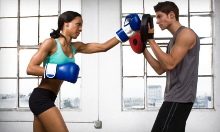 Access MMA - Ottawa: 10 or 20 Beach Body Boxing Classes at Access MMA (Up to 71% Off)