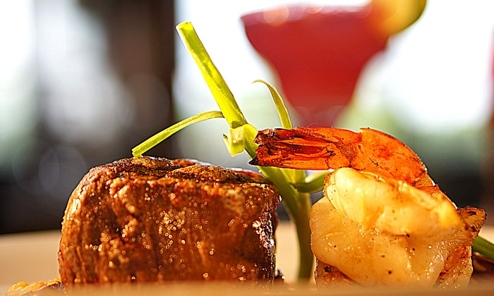 The Prickly Pear - Harbor Point Village Condo: Modern Mexican Dinner for Two or Four at The Prickly Pear (Up to 60% Off). Four Options Available.