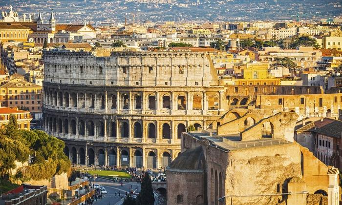Roman Empire Tour - Colosseo: Visita guidata Colosseo, Foro Romano e Palatino con biglietto senza code incluso con Roman Empire Tour (sconto del 42%)