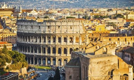 ✈Tour por Pisa, Florencia y Roma:  3 o 4 noches con habitación doble, desayuno, vuelo de i/v desde Madrid o Barcelona