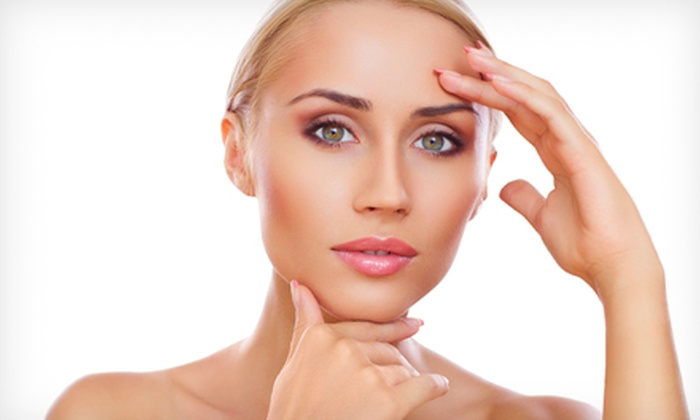Born of Earth - Westport: One or Three Non-Surgical Facelifting Facials at Born of Earth Spa (Half Off)
