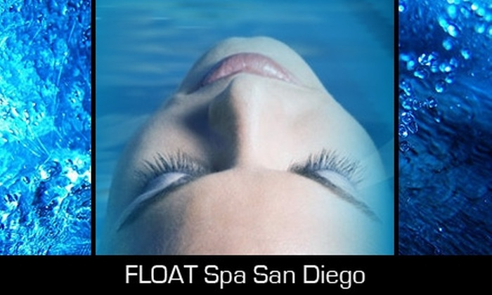 Float Spa San Diego - Kearny Mesa: $35 for a One-Hour Floatation Therapy Session at Float Spa San Diego ($75 Value)