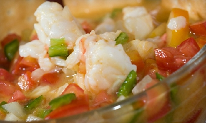 Medellin Restaurant - Pompano Beach: $10 for $20 Worth of Colombian Fusion Cuisine and Drinks at Medellin Restaurant in Coral Springs