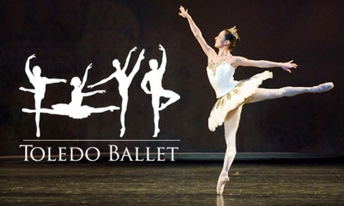 """Toledo Ballet - Southwyck: $28 for Two Tickets to """"The Nutcracker"""" at the Toledo Ballet ($58 Value)"""