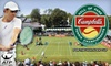 International Tennis Hall of Fame - Newport: $12 Ticket to the Opening Rounds of Campbell's Hall of Fame Tennis Championships at the International Tennis Hall of Fame. Choose from Three Dates.