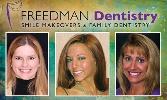 Freedman Dentistry - Manchester: $49 for a Full Dental Exam, Cleaning, and X-Rays at Freedman Dentistry
