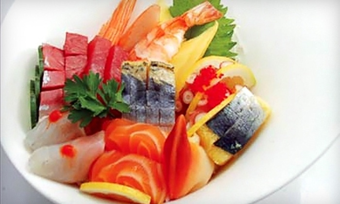 Genghix Asian Fusion - Castro Valley: $15 for $30 Worth of Eclectic Fare at Genghix Asian Fusion in Castro Valley