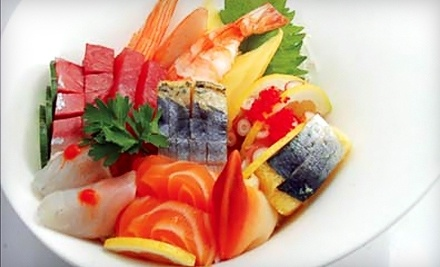 $30 Groupon to Genghix Asian Fusion - Genghix Asian Fusion in Castro Valley