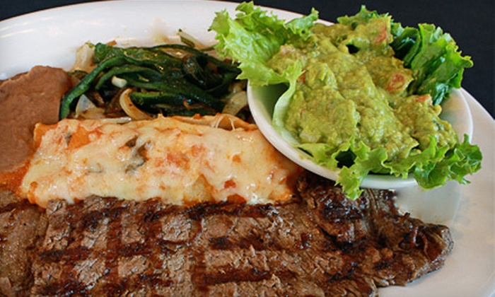 Las Alamedas - Cinco Ranch: Half Off Upscale Mexican Dinner or Lunch at Las Alamedas in Katy