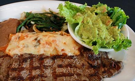 Las Alamedas: $20 Groupon for Lunch - Las Alamedas in Katy