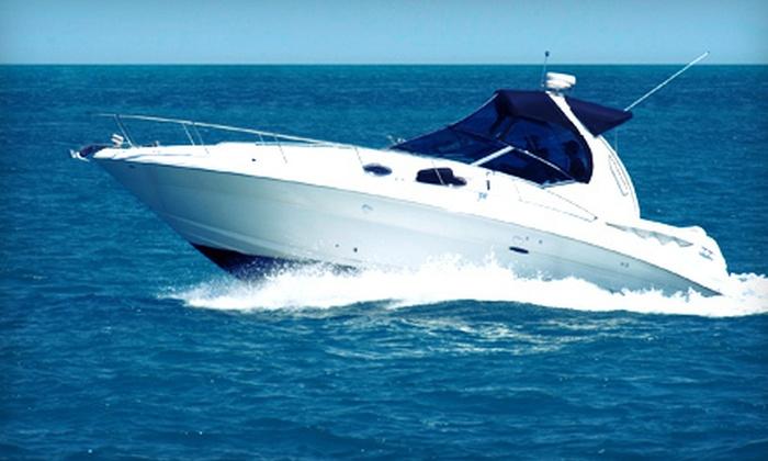 Philadelphia Boat Show - Upper Providence: $7 for Philadelphia Boat Show Outing for Two in Oaks ($14 Value)