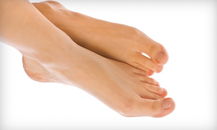Lifestyle Podiatry - Multiple Locations: $299 for Laser Toenail-Fungus Removal for Both Feet at Lifestyle Podiatry ($1,200 Value)