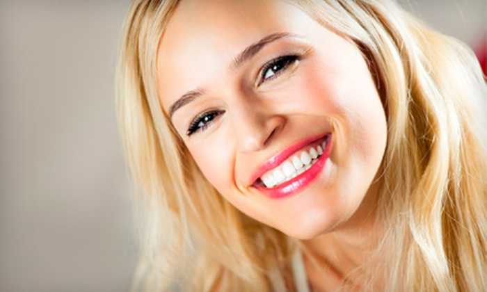 Clairmont Cosmetic & Family Dentistry - Southside: $149 for Zoom! Teeth Whitening and Take-Home Whitening Trays at Clairmont Cosmetic & Family Dentistry ($300 Value)