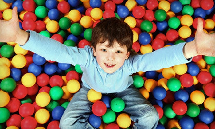 Midway Family Fun Park - Heron Park: $18 for a Day of Unlimited Indoor Activities at Midway Family Fun Park ($36 Value)