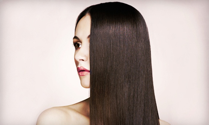 Bethany Ray at Willow Tree Spa - Newark: Coloring Package or Hair Smoothing from Bethany Ray at Willow Tree Spa in Newark (Up to 64% Off)