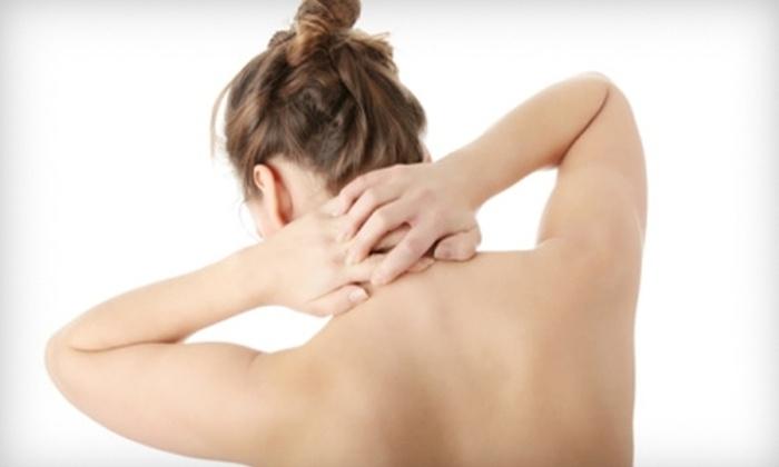 Vibrance Chiropractic - San Rafael: Chiropractic Services at Vibrance Chiropractic in San Rafael. Two Options Available.