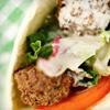 Up to 54% Off Mediterranean Fare at Happy Falafel