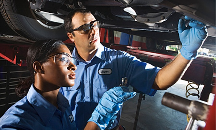 Larson Nissan of Fife - Fife: $19 for an Oil Change and Car Wash at Larson Nissan of Fife (Up to $39.95 Value)