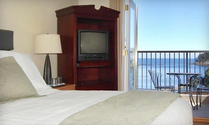 Mayne Island Resort & Beach Homes - Mayne Island, BC: Two-Night Stay for Two at Mayne Island Resort & Spa (Half Off). Two Options Available.