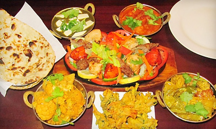 Sher-E Punjab - Riverdale: Authentic Indian Cuisine for Two, Four, or Six at Sher-E Punjab