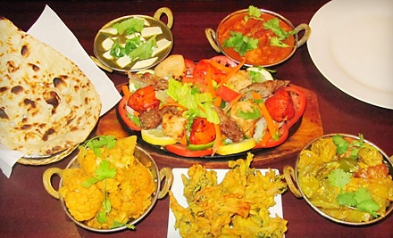 Dinner for 2 (up to a $46 value) - Sher-E Punjab in Toronto