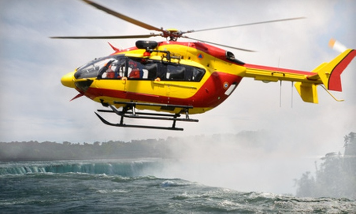 Western New York Helicopters - Lakeview: Introductory Flight Lesson or Helicopter Tour for Up to Three in Hamburg