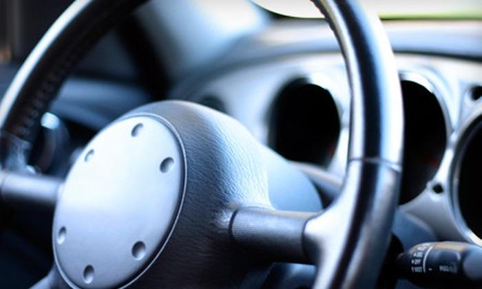 Planet Auto Wash - Manassas: $49 for a Mini Detail for a Car at Planet Auto Wash in Manassas ($115 Value)