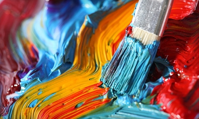 The Artisan Learning Studio - Villa Heights: $40 for a Drawing and Painting Workshop at The Artisan Learning Studio ($81 Value)