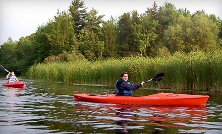 Jenda Paddlesports: 1 Full-Day Recreational-Kayak Rental - Jenda Paddlesports in Osgoode
