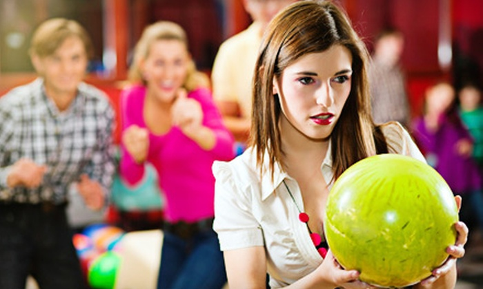 Belmar II Bowling Center - Trenton: $19 for a Bowling Outing for Four at Belmar II Bowling Center in Trenton ($46 Value)