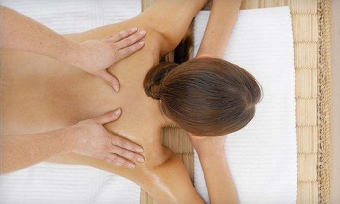 Muscle Meditation - Downtown Lee's Summit: $30 for a One-Hour Swedish Massage at Muscle Meditation in Lee's Summit ($65 Value)