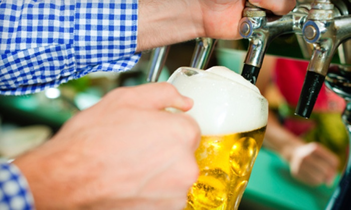 Oktoberfest Chicago - Lakeview: $20 for a Three-Day VIP Package to Oktoberfest Chicago on September 23–25 ($44.50 Value)