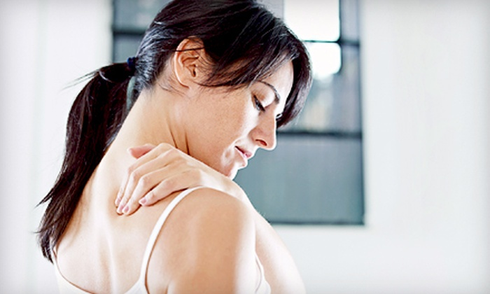 Nickum Chiropractic - Las Vegas: $35 for Exam, Deep-Tissue Therapy Massage, and Chiropractic Adjustment from Nickum Chiropractic