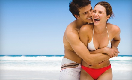 3 Mystic Instant Spray Tans (an $85 value) - Hollywood Tans in Upland