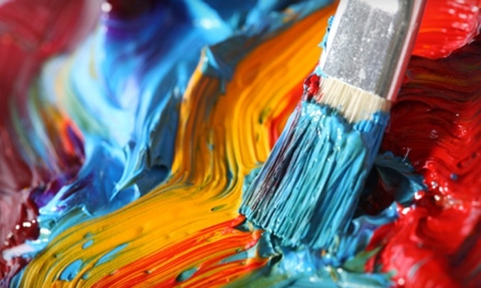 ETTA Art Studio - Amherst Center: $65 for One Week of Children's Art Classes at ETTA Art Studio in Amherst ($135 Value)