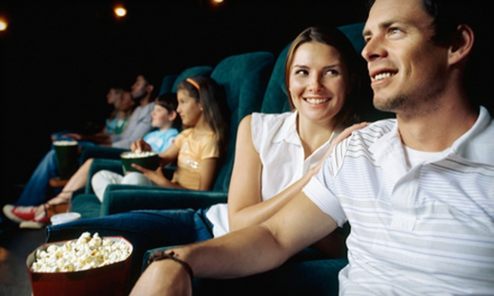 Lake Cinemas 8 - Barberton: Movie for Two or Four with Soda and Popcorn at Lake Cinemas 8 in Barberton (Up to 53% Off)
