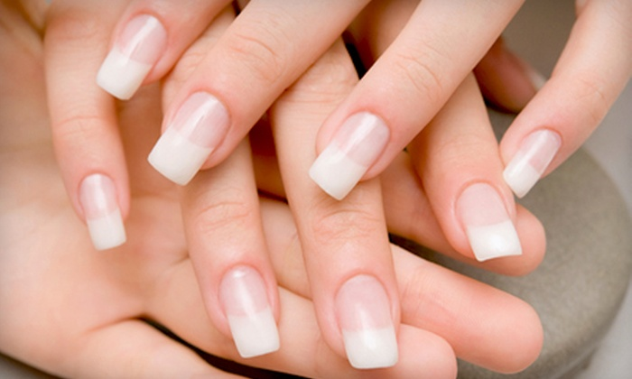 Hands & Feet - North Downtown: $15 for Manicure at Hands & Feet in Charlottesville ($30 Value)