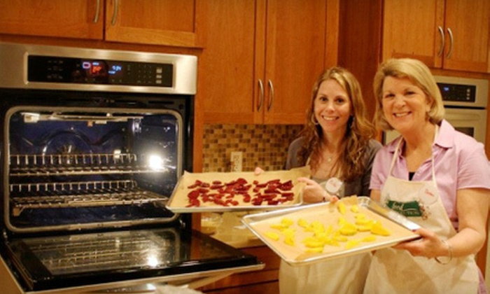 The Food Evolution - Nanuet: $85 for a Cooking Class Package for Two at The Food Evolution in Nanuet ($170 Value)