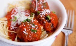 Seattle's Little Italy: Italian-American Cooking Class for One or Two at Seattle's Little Italy (Up to 54% Off)